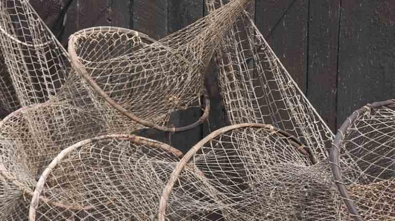 Staré rybářské vezírky