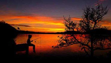 mladý rybář