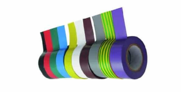 barvy elektrikářské pásky
