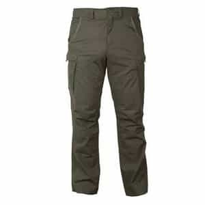 Fox Kalhoty Collection Green Silver Combat Trousers