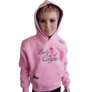 Mikina R-SpektDětská Lady Carper pink