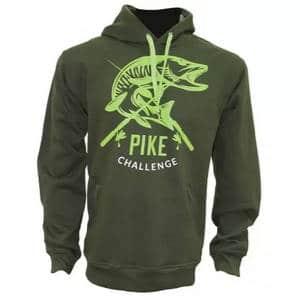 Mikina Zfish Hoodie Pike Challenge